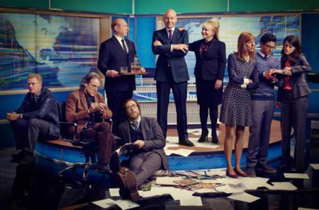'Blunt Talk', a la gloria de Patrick Stewart