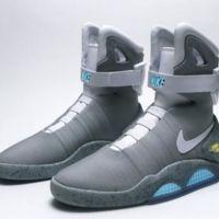 Las zapatillas de Nike Air MAG de Marty McFly que se auto-atan estarán disponibles muy pronto [Actualizada]