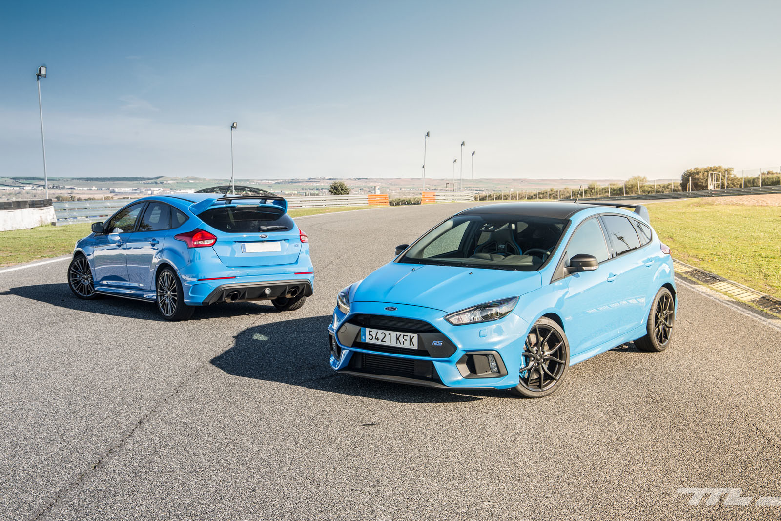 Foto de Ford Focus RS Performance Pack (prueba) (4/23)