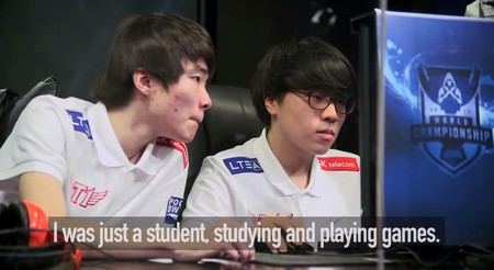 Corea Estudiante
