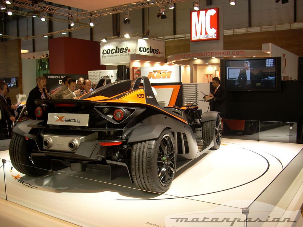 Foto de KTM en el Salón de Madrid (3/4)