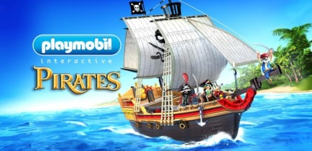 Playmobil Pirates, vive una aventura pirata en tu Android