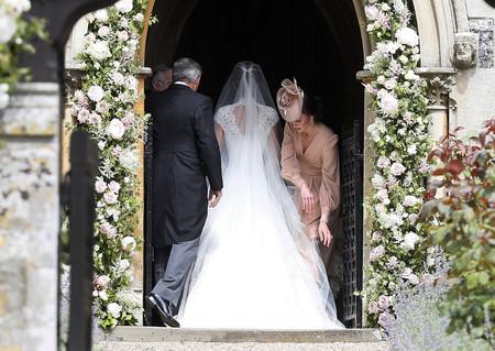 El Vestido De Novia De Pippa Middleton 2