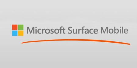 El Surface Phone se llamaría finalmente Surface Mobile y vendría con proyector integrado y lápiz