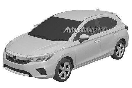 Honda City Hatchback Filtrado