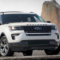 La nueva generación del Ford Explorer tendrá versión ST de más de 400 hp