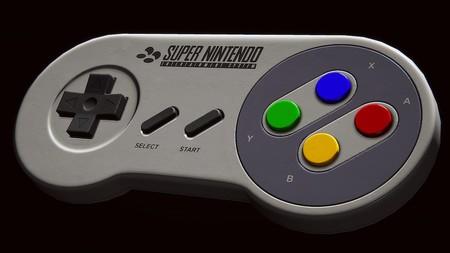 Nintendo registra la patente de un mando con la forma del de SNES para Nintendo Switch