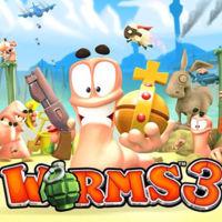 Worms 3, gratis durante esta semana en la App Store