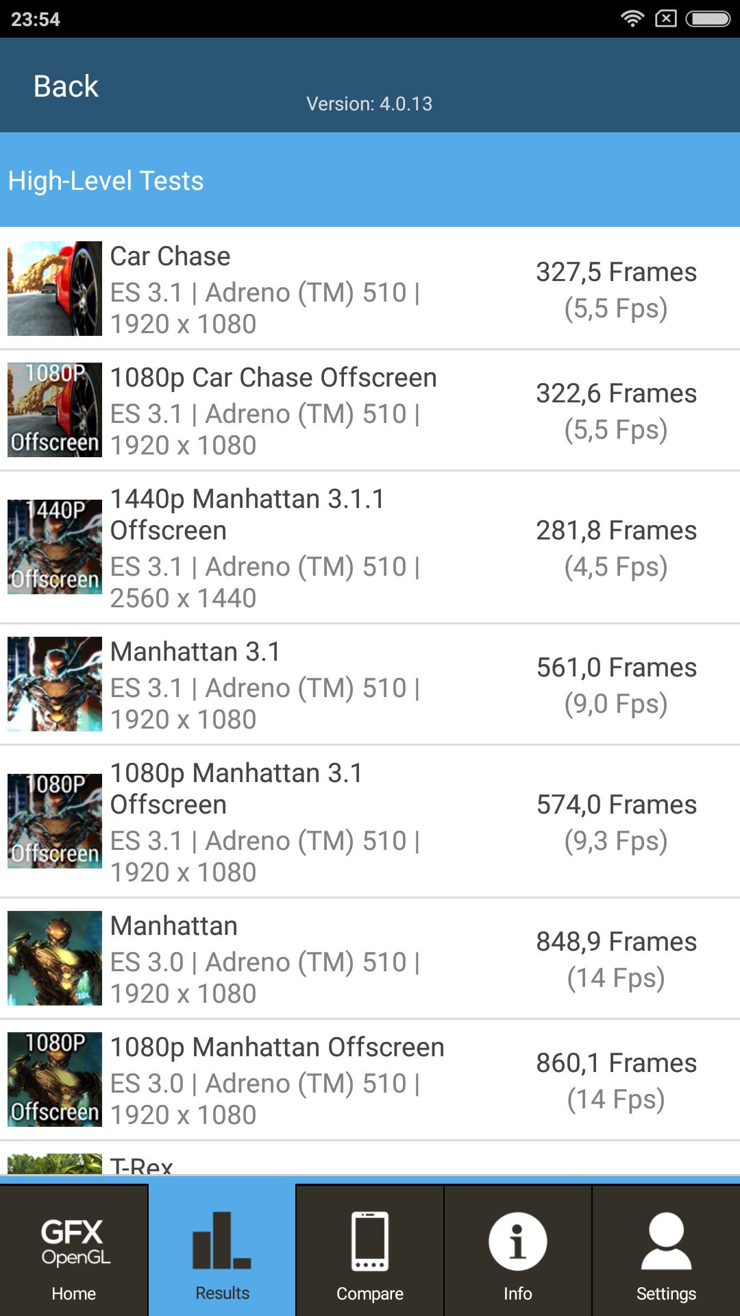 Foto de Xiaomi Mi Max, benchmarks (18/34)