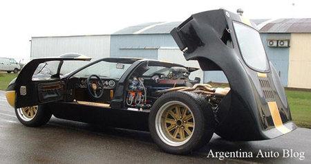 Bessia Byscaine GT, un GT40 a la argentina