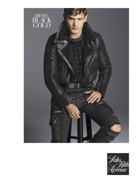 Saks Fifth Avenue Fall Winter 2015 Campaign 009