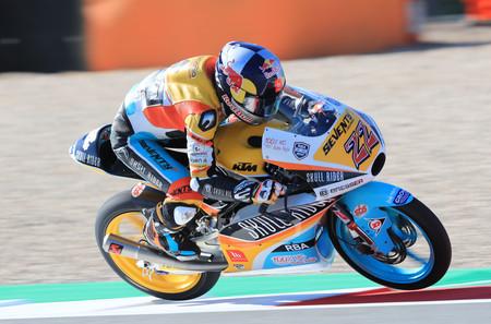 Kazuki Masaki Moto3 Motogp Tailandia 2018