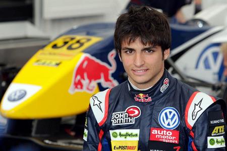 Carlos Sainz Jr disputará en 2013 la GP3