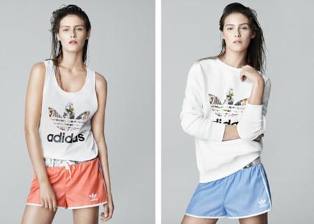 Adidas y Topshop, una pareja de moda