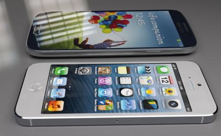 ¿De verdad es el iPhone 5 el teléfono más odiado y el Samsung Galaxy S4 el más adorado?