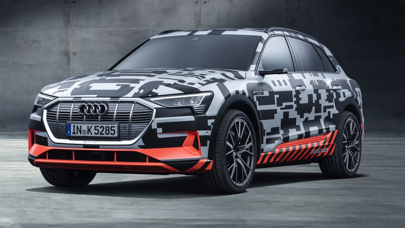 Foto de Audi e-tron prototype (1/21)