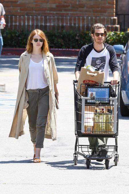 Todos tranquilos, que parece que Andrew Garfield y Emma Stone igual vuelven