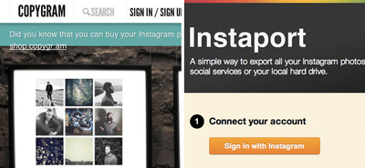 Descarga todas tus fotografías de Instagram