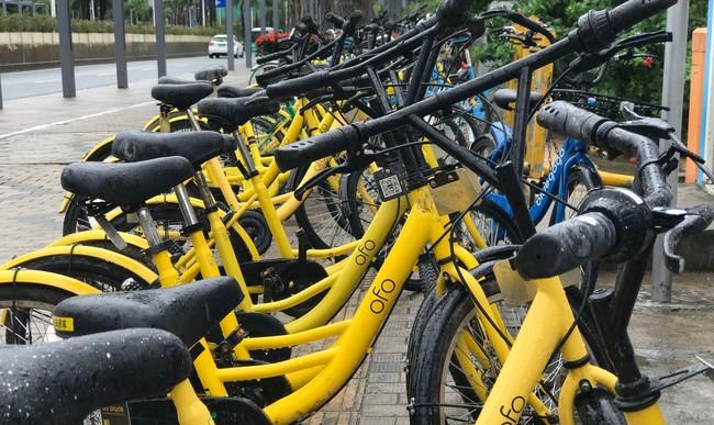 El Uber De La Bici Chino Frente Al Modelo De Bicis Compartidas Publico De Las Bicis En Espana