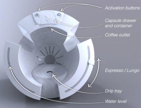 Caffe Inn design