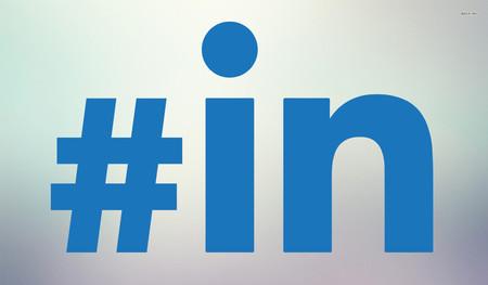 LinkedIn está forzando a usar hashtags para poder publicar actualizaciones en perfiles