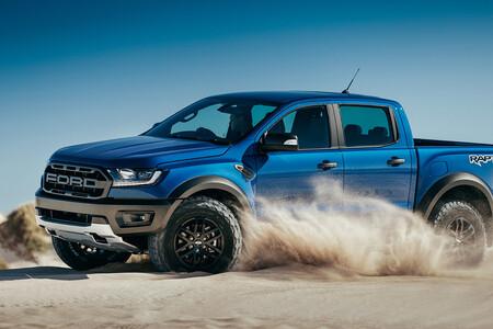 Ford trae a México su pickup mediana especial para el desierto: Ford Ranger Raptor, lanzamiento y precio oficial