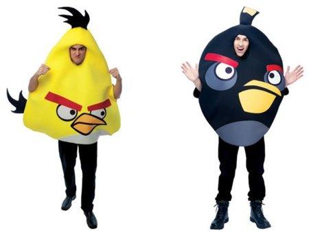 Halloween 2011: si te disfrazas de Angry Birds, ¡cuidado con los cerdos!