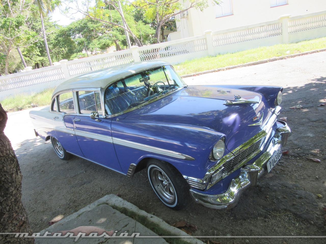 Foto de Reportaje Coches en Cuba (36/58)
