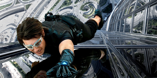 Tom Cruise Dubai