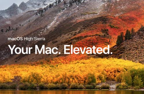 macOS High Sierra ya está entre nosotros: esto es todo lo que tu Mac gana si actualizas