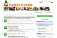 """Recipe Gnome, el """"meneame"""" de las recetas de cocina"""