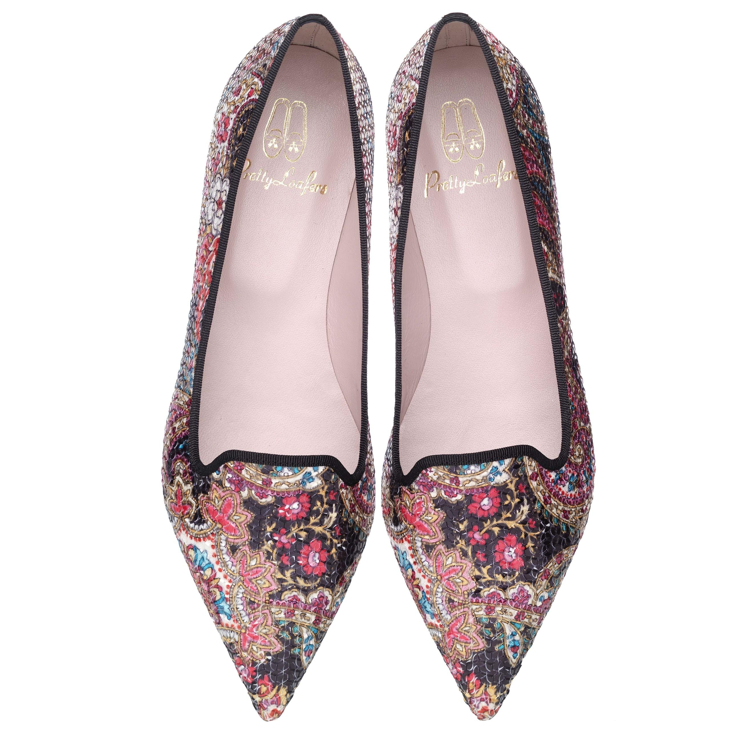 Foto de Pretty Loafers, las slippers necesarias para las incondicionales del calzado plano (11/20)