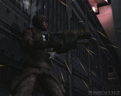 Nexuiz FPS juego