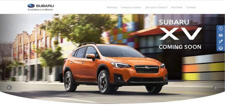 Subaru Mexico