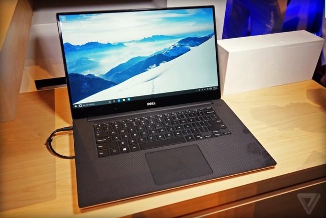 Dell anuncia el nuevo XPS 15 con pantalla sin bordes y Windows 10