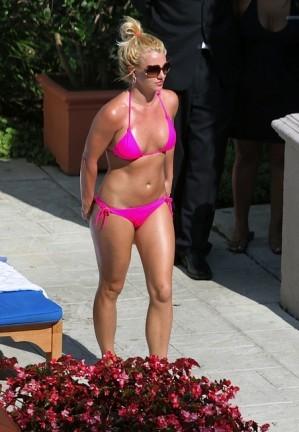 Foto de Britney Spears luciendo tipazo (1/4)