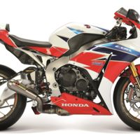 Nuevas Honda CBR1000RR TT Special Edition y Black Edition para el mercado inglés