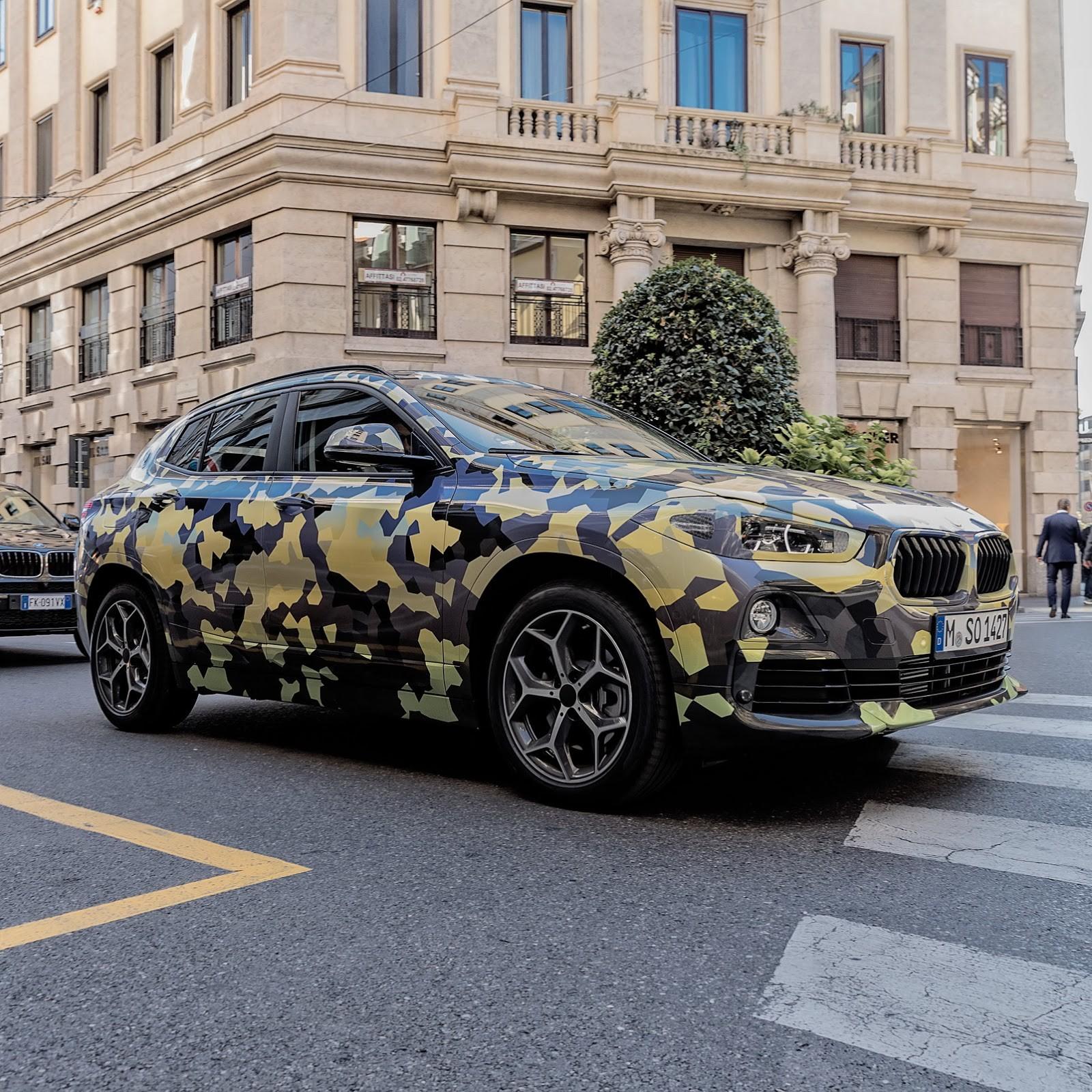 Foto de BMW X2 (fotos espía) (4/13)