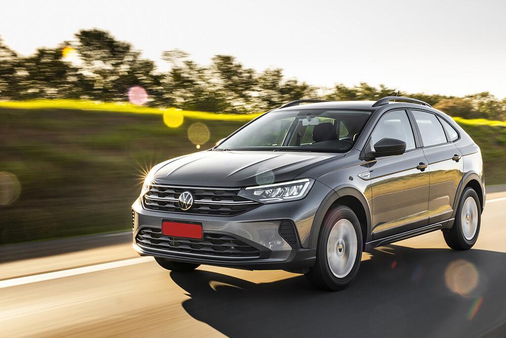 Volkswagen Nivus, al volante del B-SUV que complementará a T-Cross en México este año