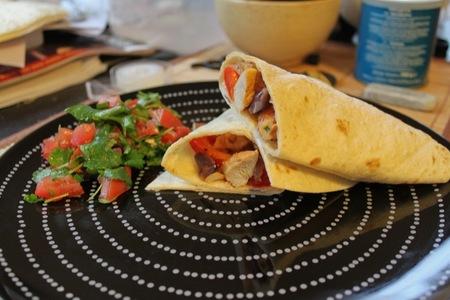 Unas recetas de comida mejicana para niños y mayores