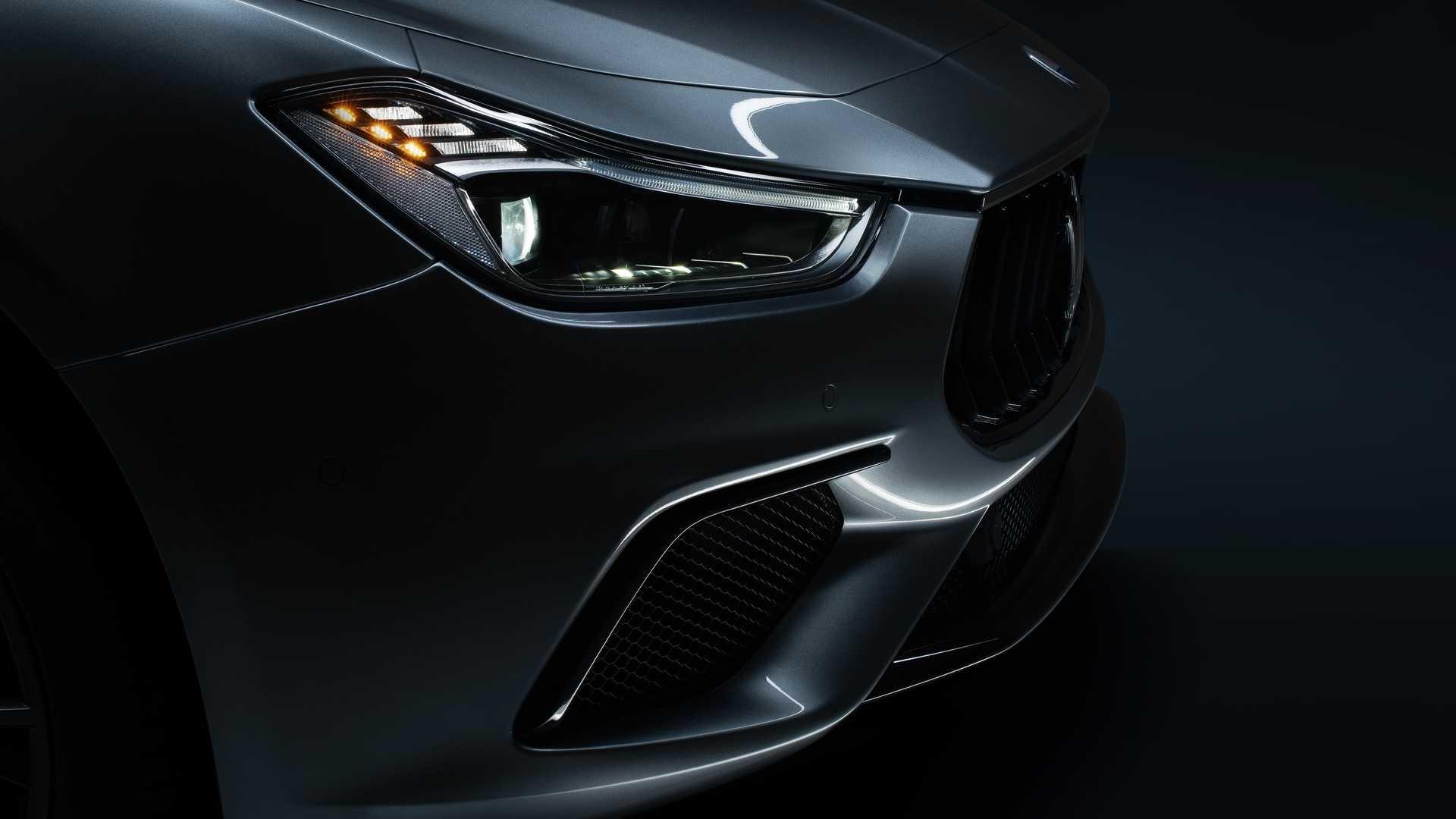 Foto de Maserati Ghibli Hybrid 2020 (16/26)