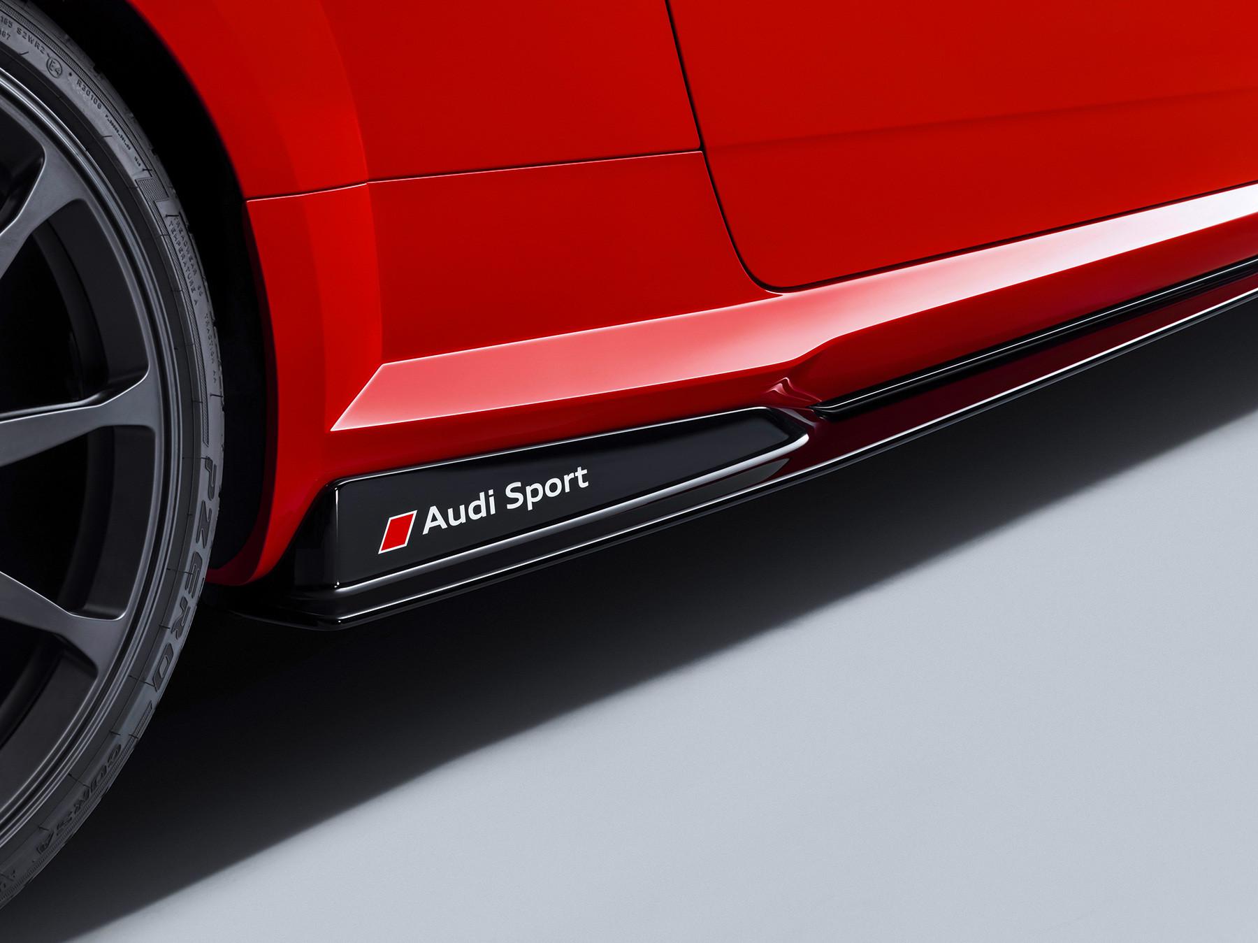 Foto de Audi Sport Performance Parts le inyecta más deportividad al R8 y TT (4/10)