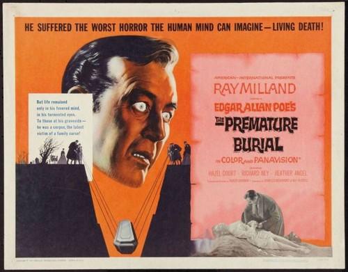 Roger Corman/Edgar Allan Poe: 'La obsesión'