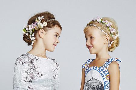 La preciosa colección de verano de Dolce & Gabbana para nuestras princesas