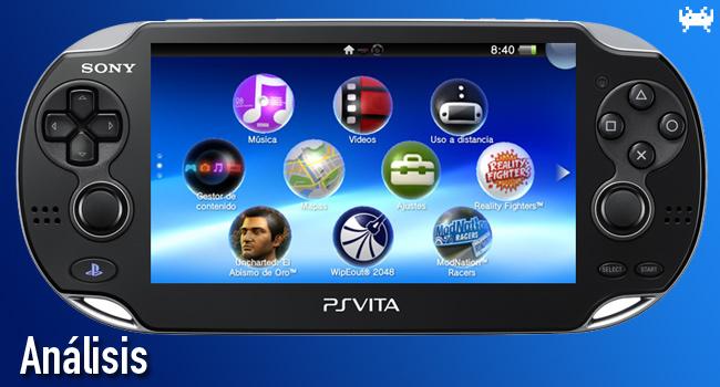 PS Vita. Análisis