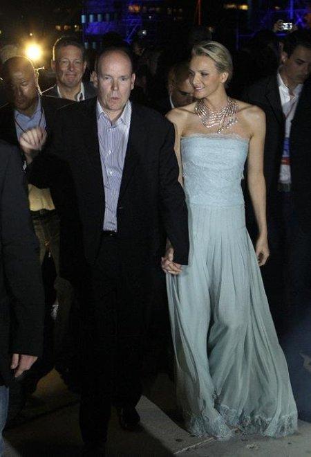 vestido akris charlene