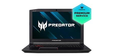Acer Predator Helios 300 Ph315 51 50y7