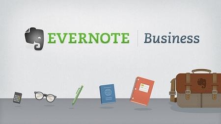 Evernote Business, la versión de Evernote para las pymes