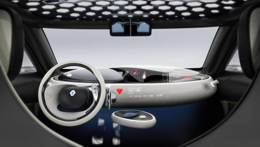 Foto de Renault Zoe Z.E. Concept (12/12)