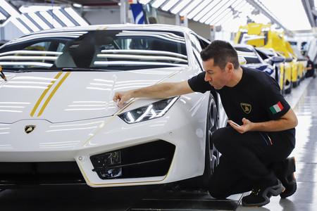 Lamborghini Huracán Papa Francisco